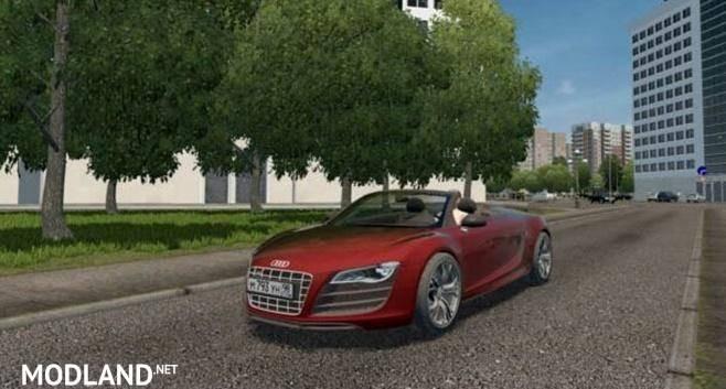 Audi R8 GT Spyder [1.5.9]